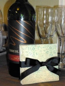 coaster&wine