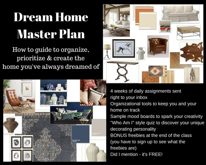 Dream HomeMaster Plan